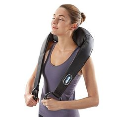 Cordless Shiatsu Neck  Back Massager with Heat *** Find out more about the great product at the image link.