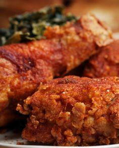 Fried Chicken By Marcus Samuelsson
