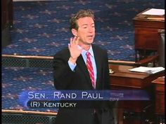 "SENATE FLOOR: Sen. Paul Supports Re-opening the Government - SenatorRandPaul - October 9, 2013 - ***Thank You Senator Paul, for ""Speaking the Truth""...  Republicans are ""FOR"" reopening the Gov't.   It's the Democrats who are Against!!!  The President says he won't negotiate under pressure... Sen. Paul's remark: ""When WILL the President Negotiate?""  God Bless You Senator Paul... America's Patriots Love You!!!"