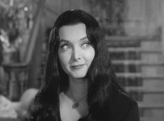 highmagick tumblr #morticia_addams #females #still