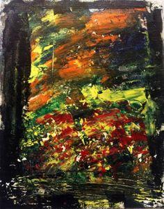 "Saatchi Art Artist Nirali Lunagaria; Painting, ""Series 1 # Abstract Expressions  # 15"" #art"