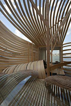 WISA Wooden Design Hotel