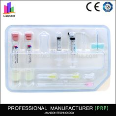 2017 Trending Products Prp kit Platelet Rich Plasma prp kit for facial surgery