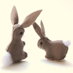 Easter D.I.Y. Mopsy & Flopsy Bunny pdf Pattern and Instructions --INSTANT DOWNLOAD-- on Etsy, $4.90