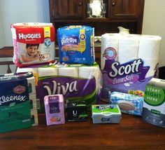 Alisha got these 10 items for free at Walmart and Target after using coupons and iBotta rebates!