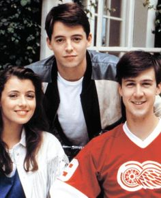 Classic 80's. I grew up on this one. And I still want Cameron's Gordie Howe Jersey!