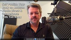 Tim Knox's How To Self Publish Your Book On Amazon Kindle Direct & Creat... Amazon Kindle, Self Publishing, Youtube, Books, Libros, Book, Book Illustrations, Youtubers, Youtube Movies