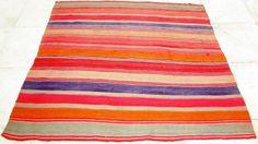 alfombras aguayos antiguas mantas norteñas artesanales, 2x1,50m, 800$