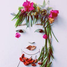 Face The Foliage por Justina Blakeney