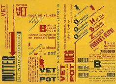 Poster by Piet Zwart