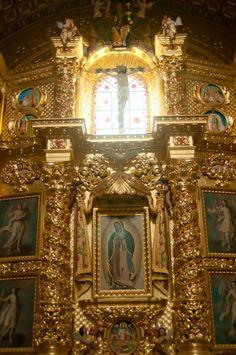 N.... Catedral de Santo Domingo en Oaxaca, México.