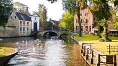 Tales of Two Globetrotters: Bruges - Venice of the North