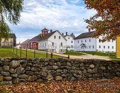 Canterbury Shaker Village, NH
