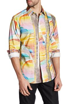 Lake Mead Classic Fit Woven Shirt