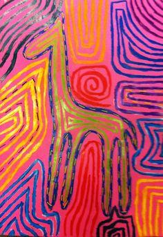 From tatjanaknudsen.blogspot.com .... Hvor er det dog herligt at have elever, der får lavet fine billedfremstillinger i billedkunst. Min 5. årgangs molabilleder er nu færdige, og...