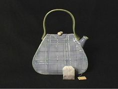 Follow these simple step-by-step instructions from HGTV.com on how to make a purse-shaped clay teapot.