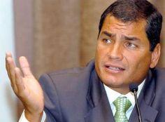 """Rafael Correa: """"La prensa de Latinoamérica es de la peor del mundo"""""""