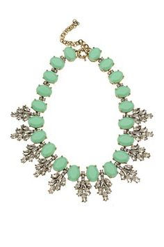 Mint Frosting Necklace