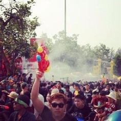 Songkran: The World's Biggest Water Fight