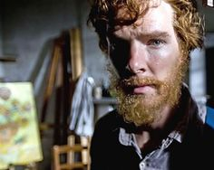 Vincent Van Gogh: Benedict Cumberbatch