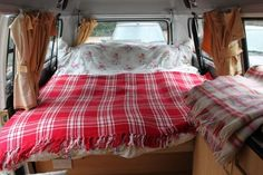 About our campervan hire for your nostalgic family glamping holiday - RePinned by Leisure Hubs