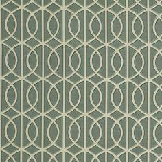 DwellStudio Gate Fabric - Jade