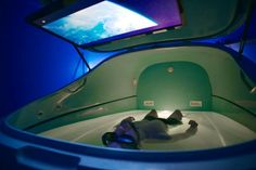 Now you can watch Gravity while in zero gravity
