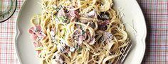 Speedy Spaghetti Carbonara - Weight Watchers Ireland