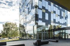 EURALIS Headquarters / LCR Architectes