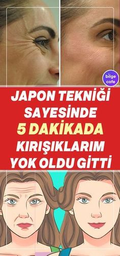 Thanks to the Japanese technique, your wrinkles will disappear and you only need 5 minutes. Beauty Tips For Glowing Skin, Natural Beauty Tips, Beauty Skin, Health And Beauty, Beauty Secrets, Beauty Hacks, Japanese Face, Facial Yoga, Face Massage