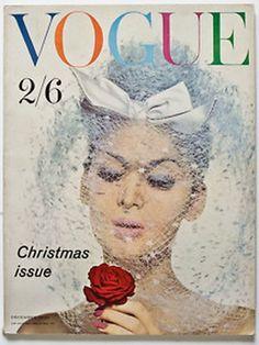 VOGUE Magazine December 1959 IRVING PENN