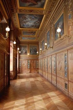 Fontainebleau Galerie des Assiettes (3)