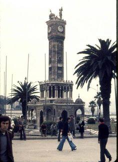 1974 Depremi sonrası Saat Kulesi