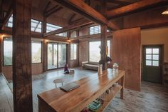 Casa Holmes, Chiloé, Chile - Pfenniger & Asociados - foto: Carlos Hevia