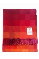 Spectrum Throw Sunburst