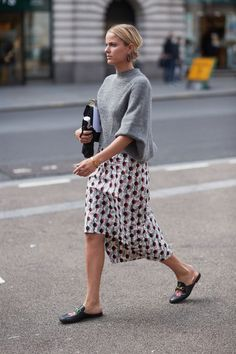 Street Style from London Fashion Week Streetwear 5d82331010