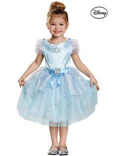 Toddler Cinderella Classic Costume | Disney Costumes