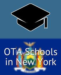 View each of the 9 ACOTE accredited OTA programs in New York. Learn what to consider in each program and get contact information for each program director to learn more. #OTA #Schools #OccupationalTherapy #NewYork