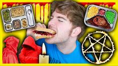 TASTING SATANIC CULT FOOD