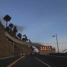 Night Aesthetic, City Aesthetic, Travel Aesthetic, Aesthetic Photo, Aesthetic Pictures, Photography Aesthetic, California Dreamin', Plein Air, Santa Monica