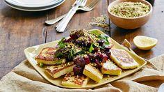 Karen Martini: Haloumi with Dukkah and Beetroot Salad, Ep 8 (21.03.14) - Video