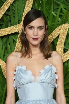 Alexa Chung - Fashion Awards