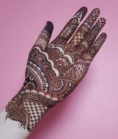 Latest Simple Mehndi Designs, Mehndi Designs Front Hand, Indian Henna Designs, Stylish Mehndi Designs, Latest Bridal Mehndi Designs, Full Hand Mehndi Designs, Mehndi Designs 2018, Henna Art Designs, Wedding Mehndi Designs