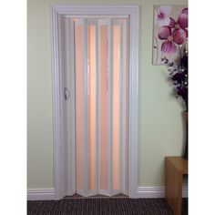 The New Generation Folding Door - White