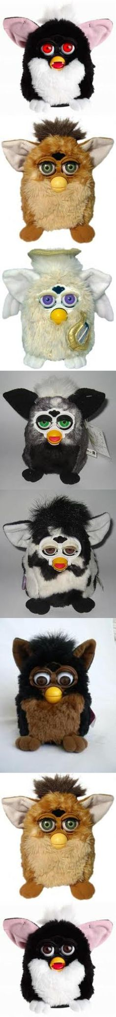 Furby furby.