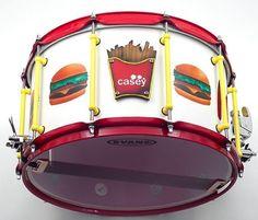 regram @groovru #NationalHamburgerDay  #snaredrumsaturday  #drum #drums #drumming #groovru #drummer #drumming #music #drummers #drumlife #daytimenightlife #drumstick #drumsticks #cymbal #music #drumline #drumcorps #drumset #cymbals #drummers_corner #drummersclub #drumsoutlet #drumporn #moderndrummer #drummingco #drummerdotcom #drumheadspod #drumscripts by henoccool