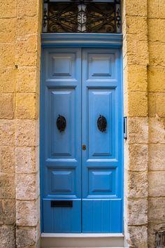 Beautiful Door Photos in Gozo, Malta | The Travel Tester