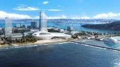 nice MAD has now revealed two new designs for its George Lucas Museum of Narrative Art Check more at http://www.arch2o.com/mad-now-revealed-two-new-designs-george-lucas-museum-narrative-art/