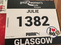Apparently I'm doing this tomorrow. In the sun. In tropical heat. I will spend most of the race swearing complaining and crawling ;) #10k #running #race #glasgow #womens10k #thisgirlcan #thisgirlisreallynotsureshecan.