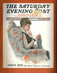 The saturday evening post, 1915